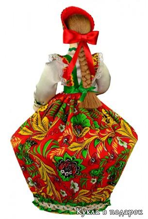 Подарок иностранцу русская кукла с потайной шкатулкой