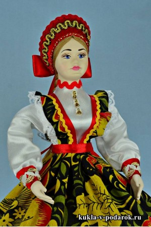 Фото шкатулка в подарок фарфоровая кукла