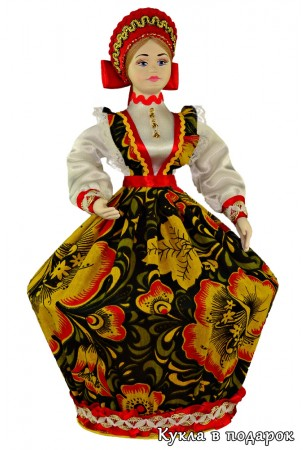 Подарок авторская ручная работа кукла шкатулка