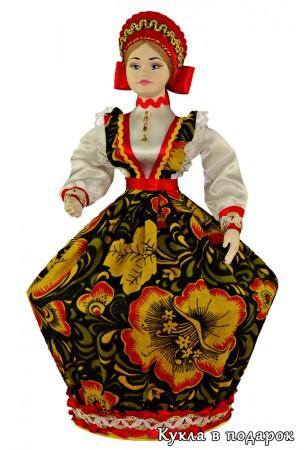 Подарок девочке кукла шкатулка для денег