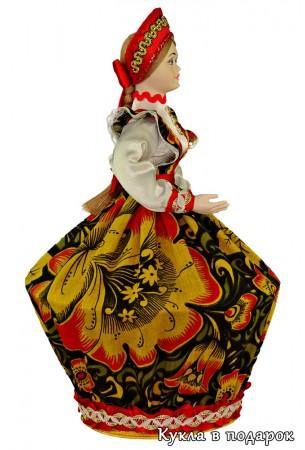 Красивый подарок кукла шкатулка для украшений
