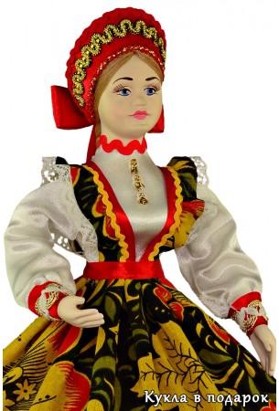 Кукла шкатулка подарок на день рождения женщине