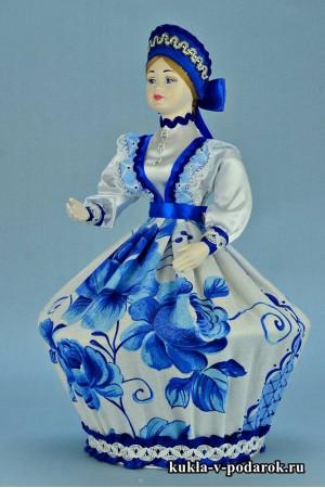 Фото шкатулка ручной работы кукла в подарок женщине