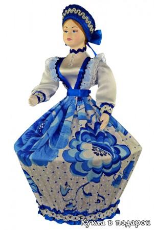 Фото куклы шкатулки ручной работы недорогой подарок