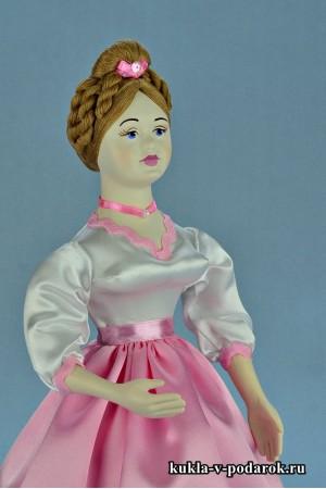 Фото красивая шкатулка кукла в подарок