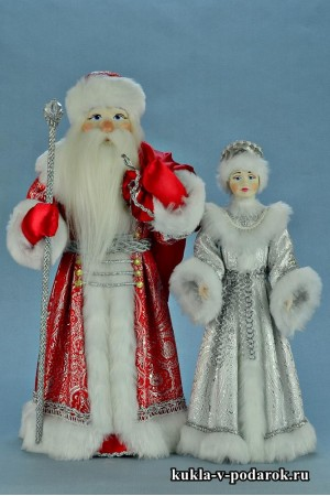 Куклы ручной работы новогодний подарок