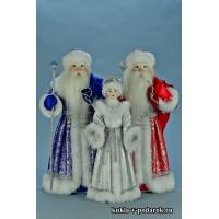 Новогодние куклы - главные гости на празднике Новый Год