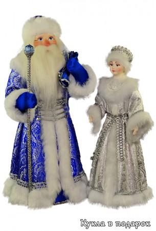 Сувенир на Новый год куклы под елку