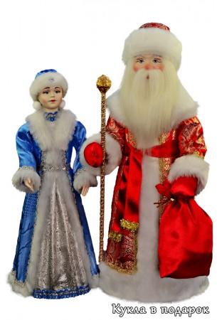 Новогодний подарок набор кукол для детей и взрослых