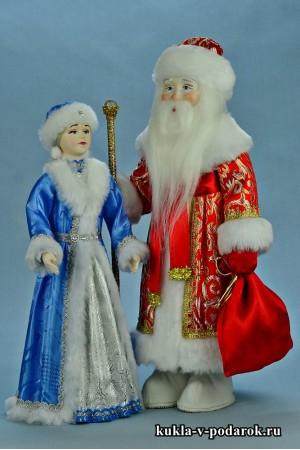 Готовый новогодний подарок сувенир из Москвы