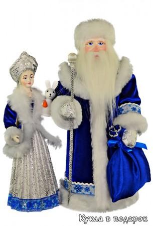 Игрушки куклы на Новый год