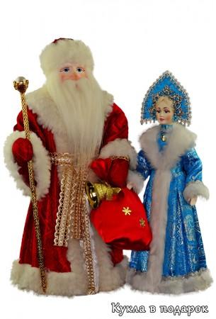 Подарочный набор куклы ручной работы