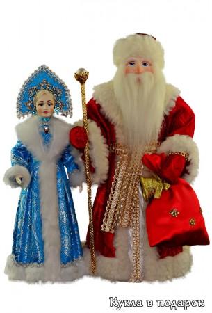 Подарочный набор авторские куклы