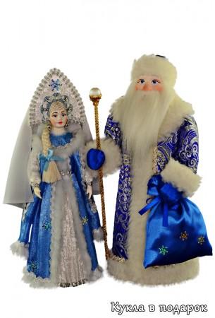 Авторские куклы из Москвы, Россия