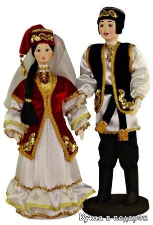 Готовые сувенирные куклы в Москве