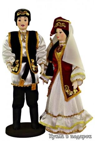 Сувениры куклы авторской ручной работы