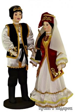Московский сувенирный магазин кукла в подарок