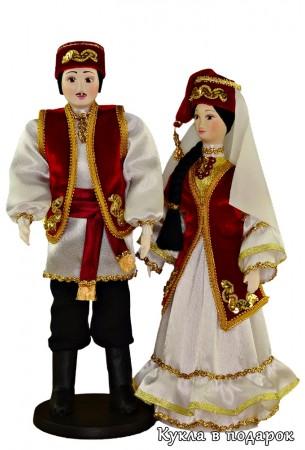 Кукла в подарок московский сувенирный промысел