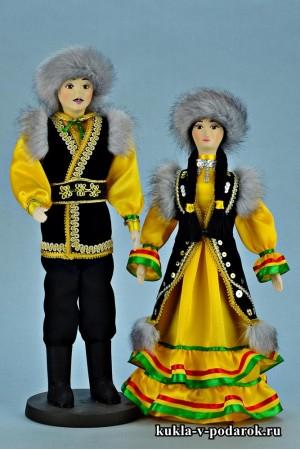 Красивые авторские куклы ручной работы