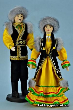 Красивые куклы сувенир Башкирии