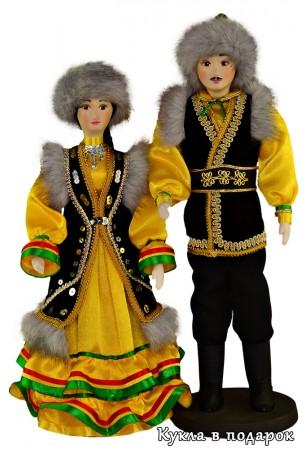 Фарфоровые куклы красивый подарок для Башкирии