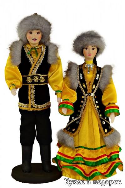 Красивые куклы Башкирии