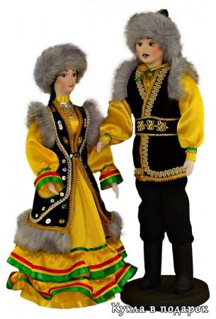 Мастерская Кукла в подарок делает красивые куклы