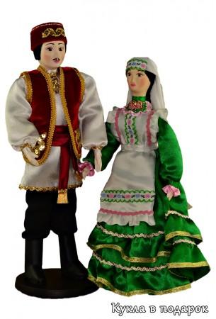 Текстильные куклы ручная работа автора