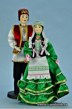 Текстильные куклы авторская работа