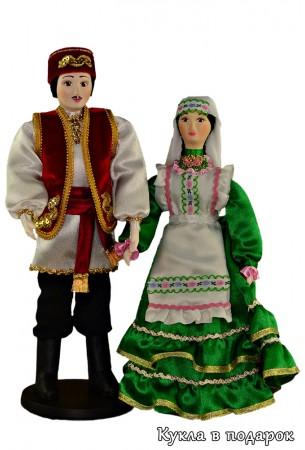 Авторская текстильная кукла от мастеров из России