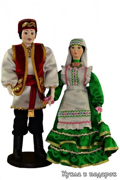 Куклы народов Поволжья