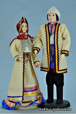 Недорогие куклы сувенир для Марий Эл