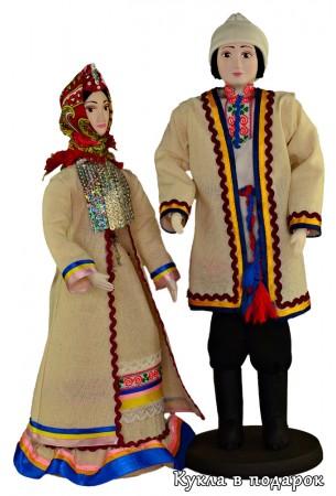 Куклы в национальном костюме качественно и недорого