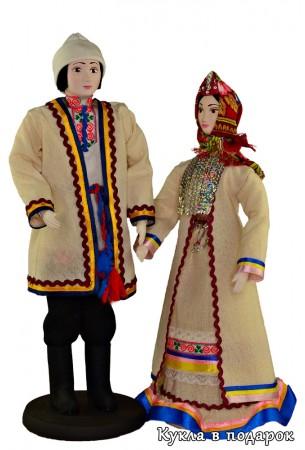 Сделано в России куклы Марий Эл