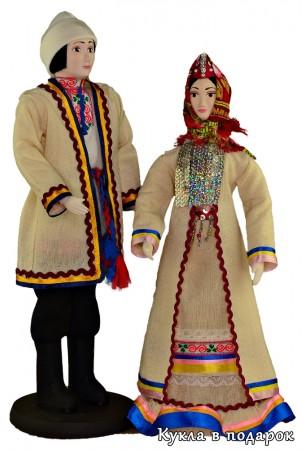 Самый марийский подарок недорогие куклы