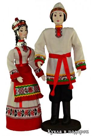 Национальный костюм как часть чувашской культуры