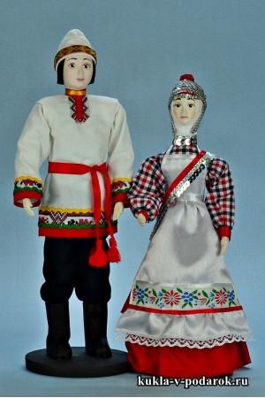 Авторские национальные куклы