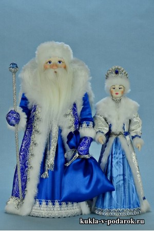 фото куклы подарок на Новый год