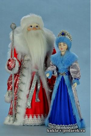 фото новогодние куклы на русский Новый год
