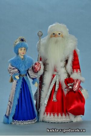фото куклы на Новый год подарок для детей и взрослых