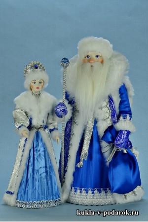 фото куклы на Новый год