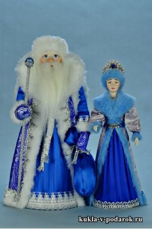 фото авторские куклы на Новый год
