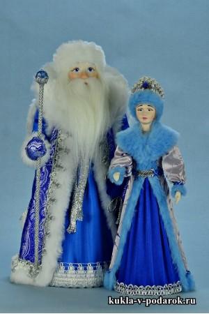фото куклы на Новый год сделано в России, Москва
