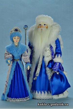 фото готовые куклы на Новый год
