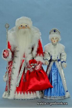 фото красивые куклы на Новый год в подарок