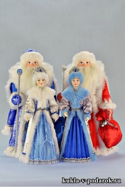 Куклы на Новый год