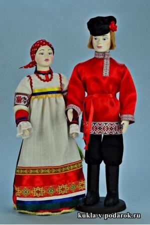Народные куклы русский подарок и сувенир