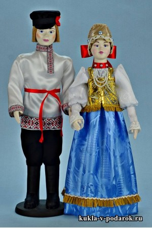 Народные куклы авторская ручная работа