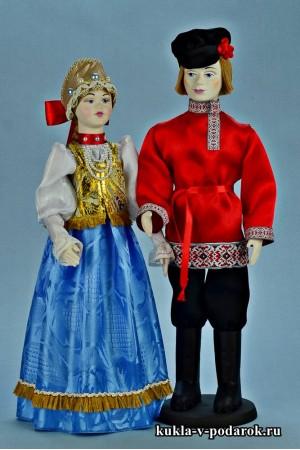 Народные куклы хендмейд из Москвы