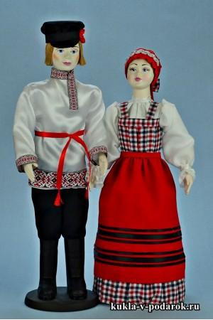 Народные куклы мастерская Кукла в подарок
